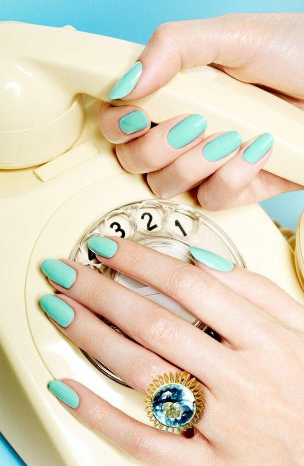 sommerurlaub nageldesign bilder sommerfarben nail art designs