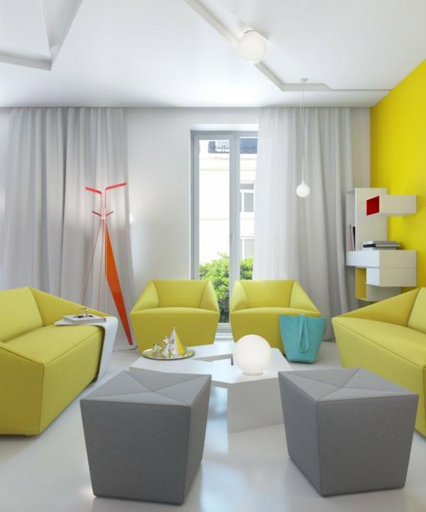 stehlampen design bodenlampe wohnzimmer modern