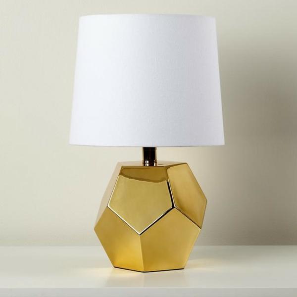 stehlampen modern lampenschirm weiß gold stehleuchten
