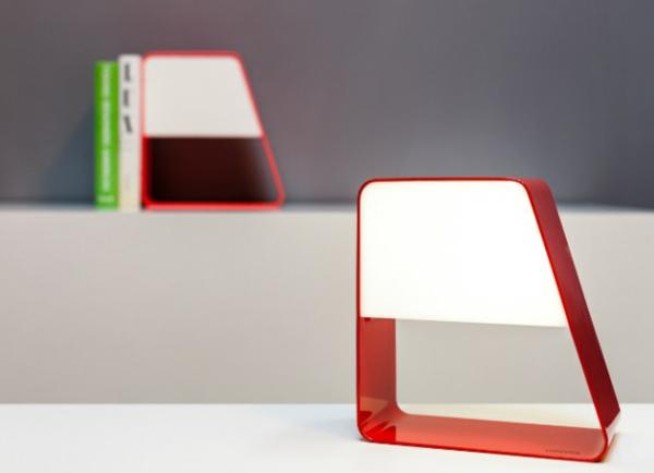 Stehlampen modern nachttischlampe ludovica design