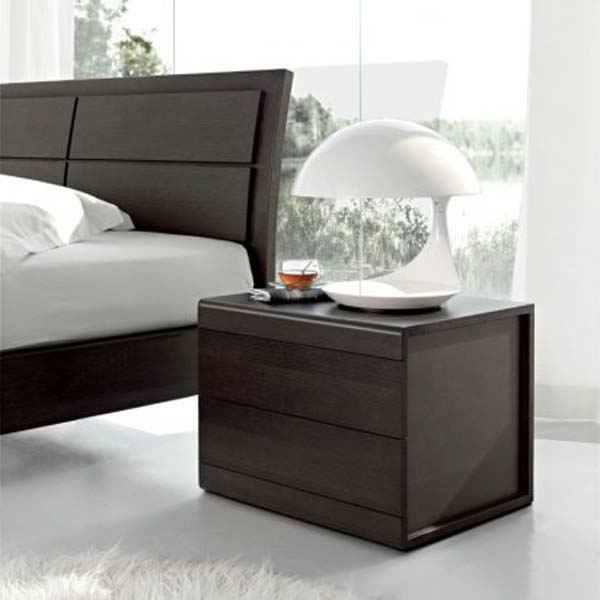 nachttischlampe modern holz inspiration ber haus design. Black Bedroom Furniture Sets. Home Design Ideas