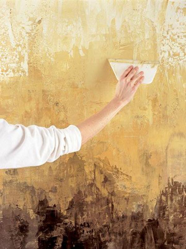 W nde verputzen die streichputz mischung selber machen coole deko ideen f r das interieur - Wande verputzen material ...