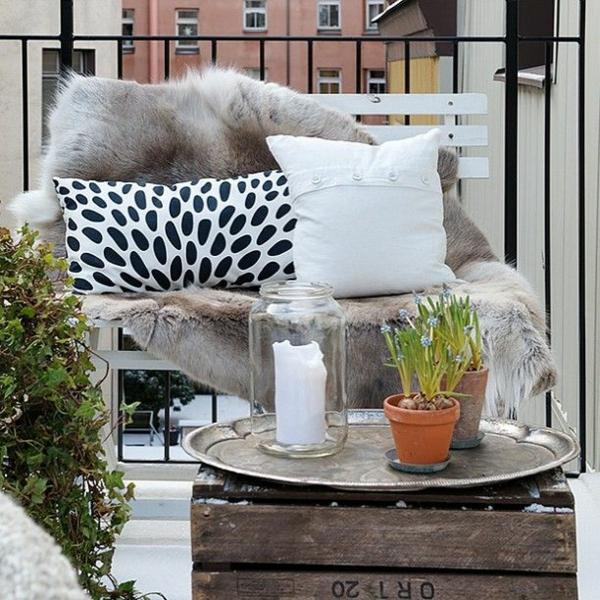 Terrasse Einrichten U2013 Bereiten Sie Ihren Außenbereich Auf Den Winter Vor ...