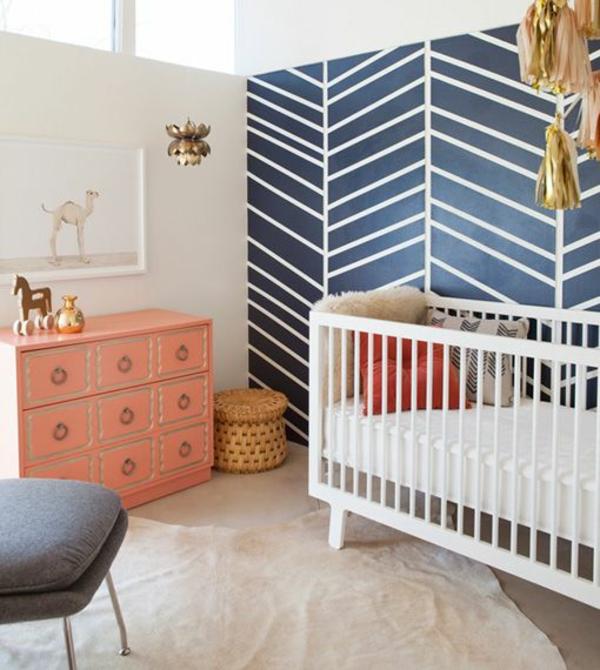 wohnideen minimalistisch babyzimmer – ragopige, Wohnideen design
