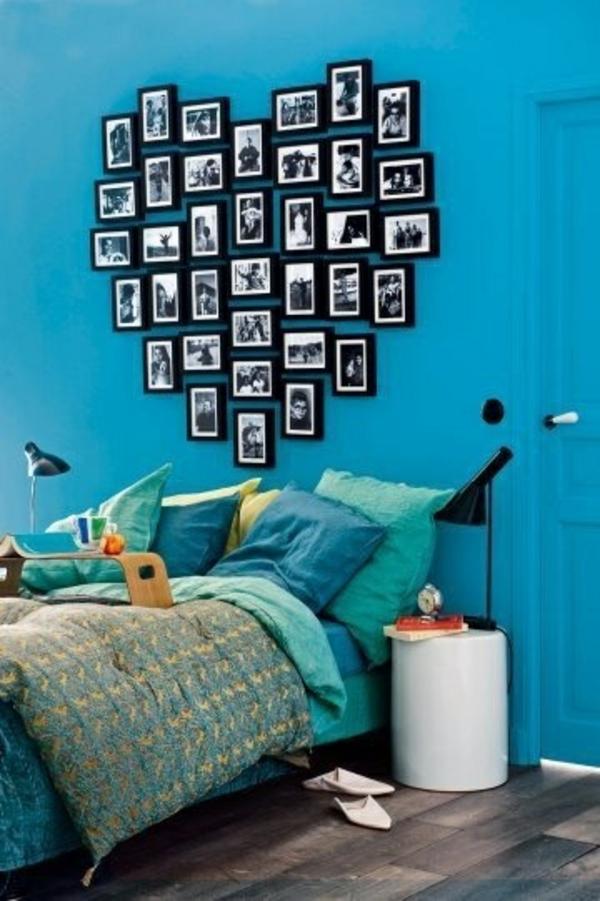 tolle wandgestaltung wohnideen wandfarben fotos diy