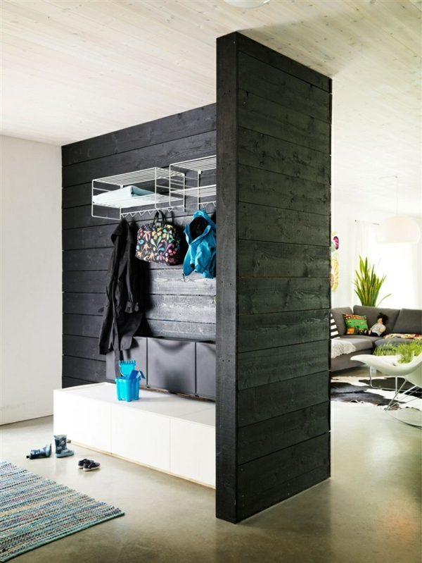 die rolle der raumtrenner im offenen wohnraum coole deko. Black Bedroom Furniture Sets. Home Design Ideas