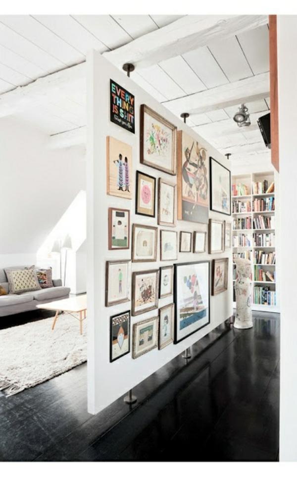 Die Rolle Der Raumtrenner Im Offenen Wohnraum Raumtrenner Ideen Schlafzimmer