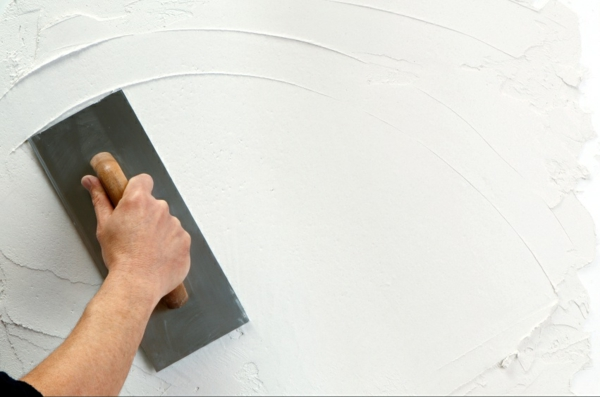 wände verputzen wandgestaltung ideen streichputz auftragen