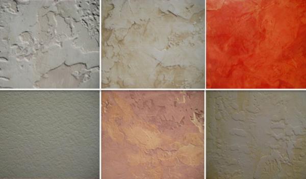wandgestaltung ideen innenwände verputzen betonoptik streichputz auftragen
