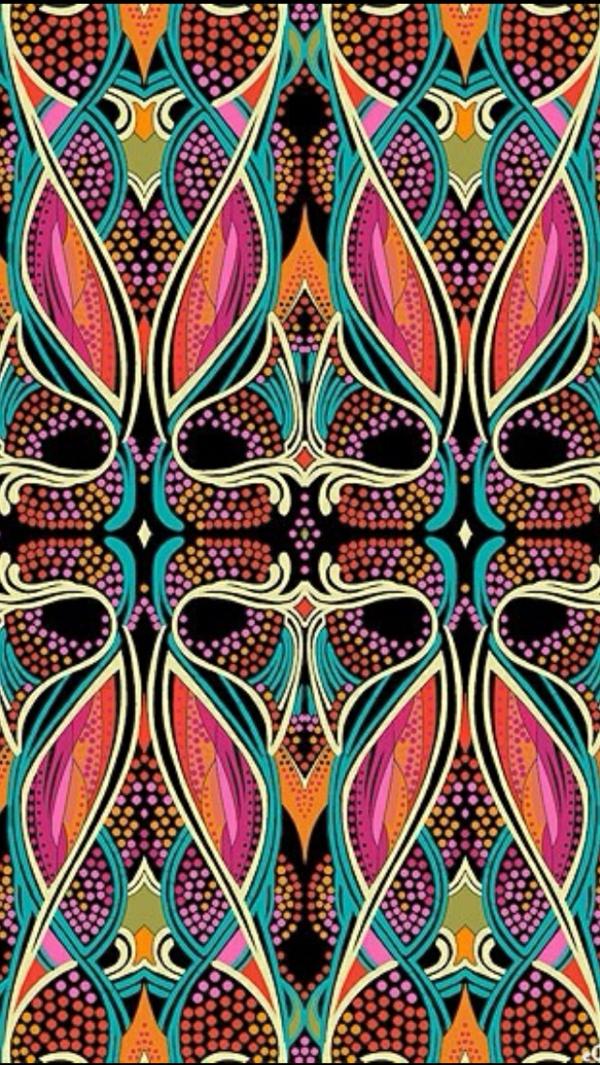 wandgestaltung mit tapeten designer tapeten Art Nouveau Design