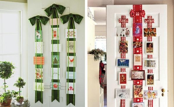 weihnachtiches basteln deko ideen wandekoration resized