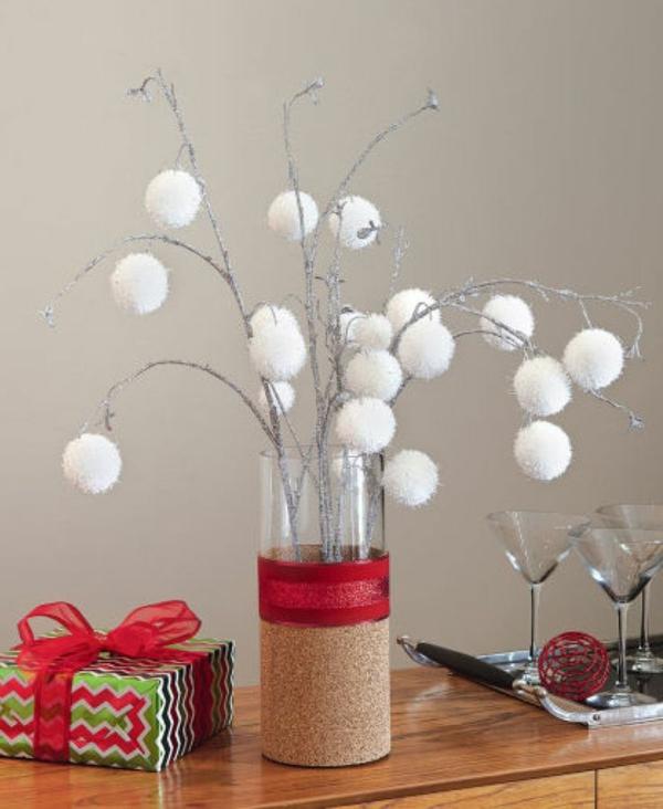 weihnachtsbastelideen weihnachtsdekoration basteln weihnachtsbastelei
