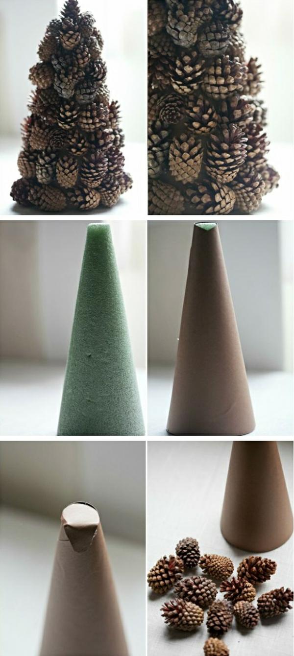 weihnachtsbastelideen f r ein zauberhaft dekoriertes zuhause. Black Bedroom Furniture Sets. Home Design Ideas