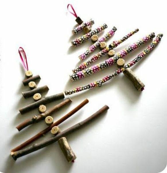 dekoideen weihnachtsbaum