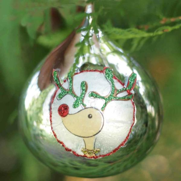 100 bastelvorlagen f r weihnachtsbaumschmuck for Weihnachtsbaumschmuck selber machen