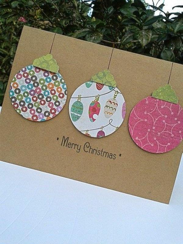 weihnachtsgeschenke basteln winter ideen