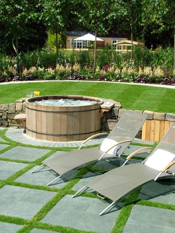 Whirlpool im Garten - gönnen Sie sich diese besonde Art ...