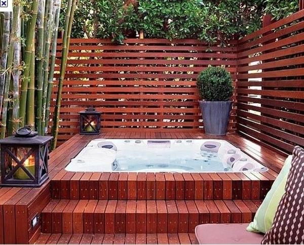 Whirlpool im Garten – gönnen Sie sich diese besonde Art Entspannung