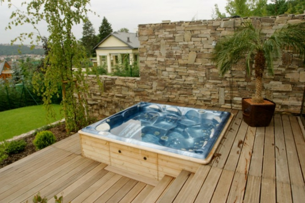whirlpool im garten g nnen sie sich diese besonde art. Black Bedroom Furniture Sets. Home Design Ideas