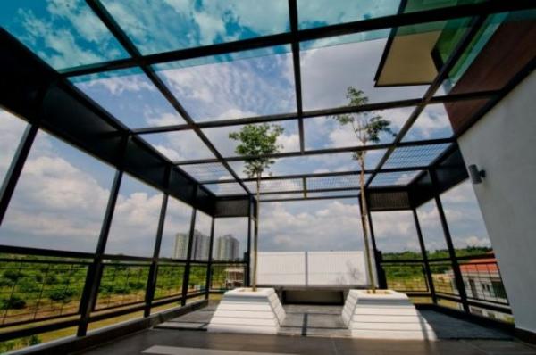 Wintergarten Auf Dachterrasse terrasse einrichten bereiten sie ihren außenbereich auf den winter vor