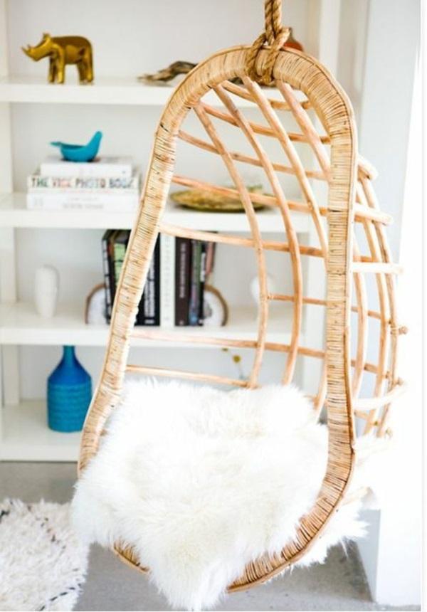 wintergartenmöbel rattan lounge möbel hängekorbsessel veranda wintergarten