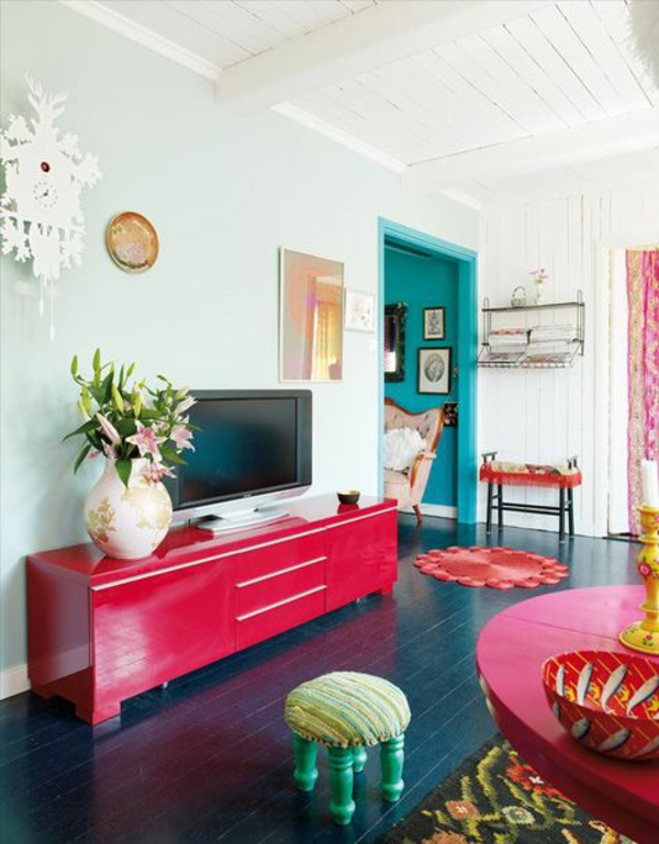 Wohnideen Farbe Wohnzimmer : wohnideen wohnzimmer farben ...