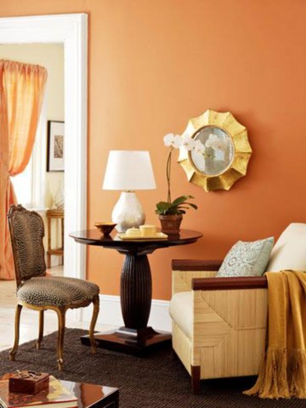 wohnzimmer wände tapeten:ideen für wohnzimmer wände gestalten : tapeten design ideen  ~ wohnzimmer wände tapeten
