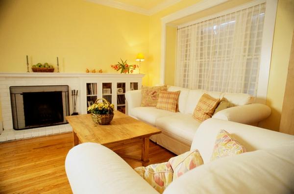 50 tipps und wohnideen für wohnzimmer farben - Wohnideen Warmen Farben