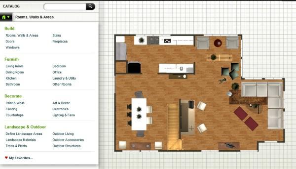 Wohnzimmerplaner kostenlos autodesk homestyler wird for Wohnungsplaner 3d