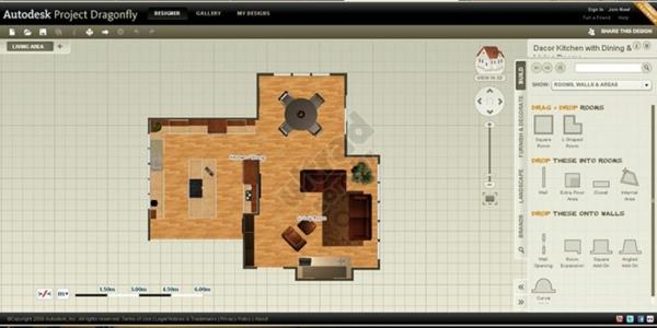 Wohnzimmerplaner kostenlos autodesk homestyler wird for Wohnungsplaner 3d kostenlos