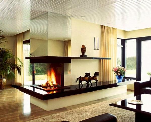 wohnzimmer modern einrichten wandfarbe pastellgelb