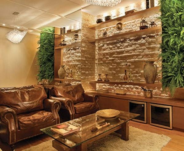wohnzimmer ideen rustikal – Dumss.com