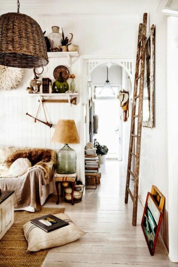 wohnzimmer einrichten ideen bilder design landhausstil