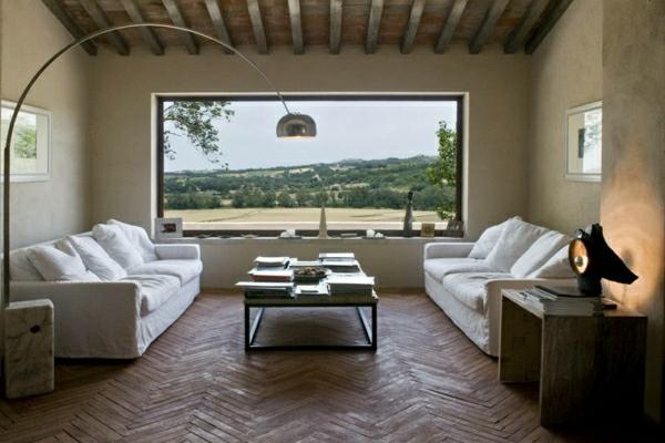 Wohnzimmereinrichtung ideen bilder design siztmöbel