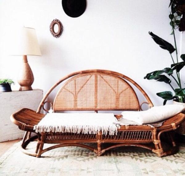 wohnzimmermöbel rattanmöbel sofa rattan lounge möbel