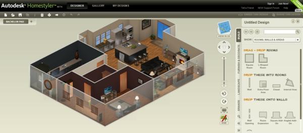 wohnzimmerplaner kostenlos autodesk homestyler wird pr sentiert. Black Bedroom Furniture Sets. Home Design Ideas