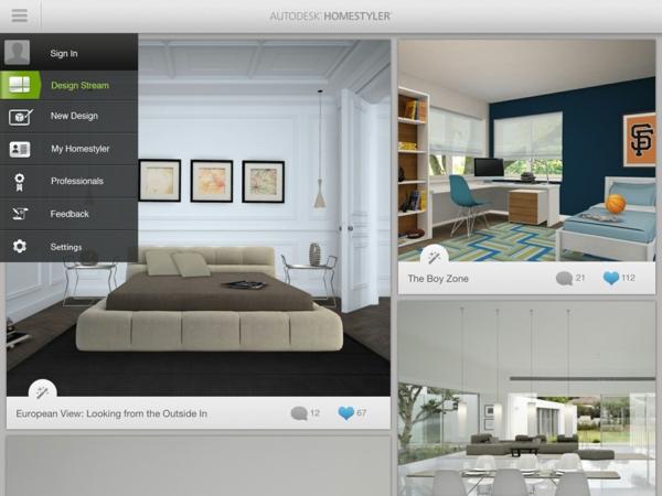 Wohnzimmerplaner kostenlos autodesk homestyler wird for Wohnung einrichten planer