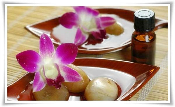 Öle Wirkung aromatherapie asiatisch