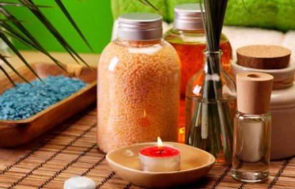 Ätherische Öle Wirkung aromatherapie badewanne