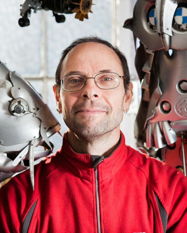 Alte BMW audi Radkappen in tierfiguren designer