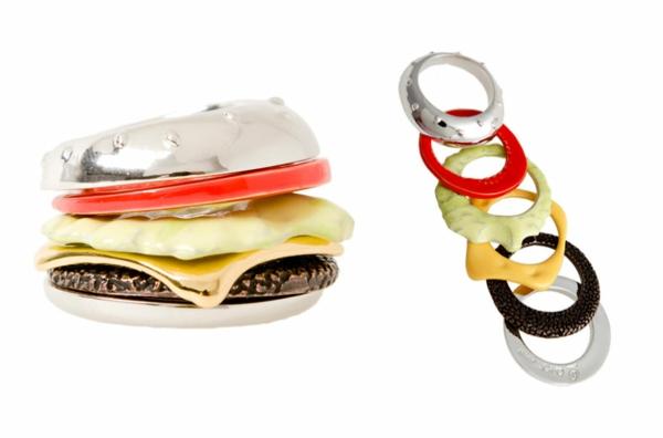 lustige Geschenke für Freunde hamburger
