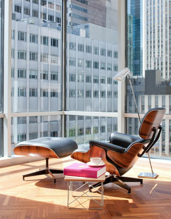 Charles Eames Lounge Chair designer sessel lounge stuhl