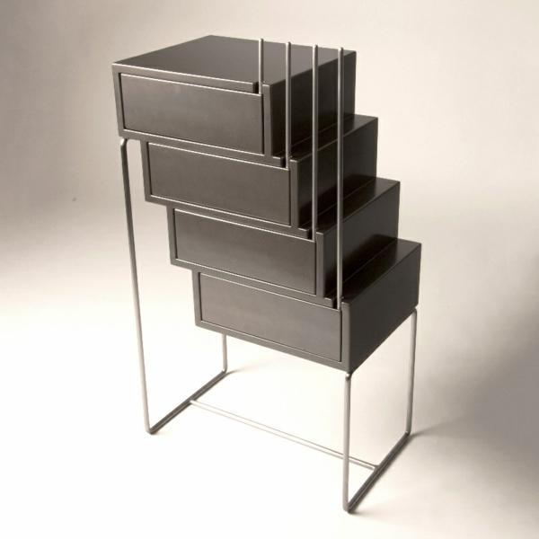 Designer Stühle Benjamin Nordsmark 4-Box