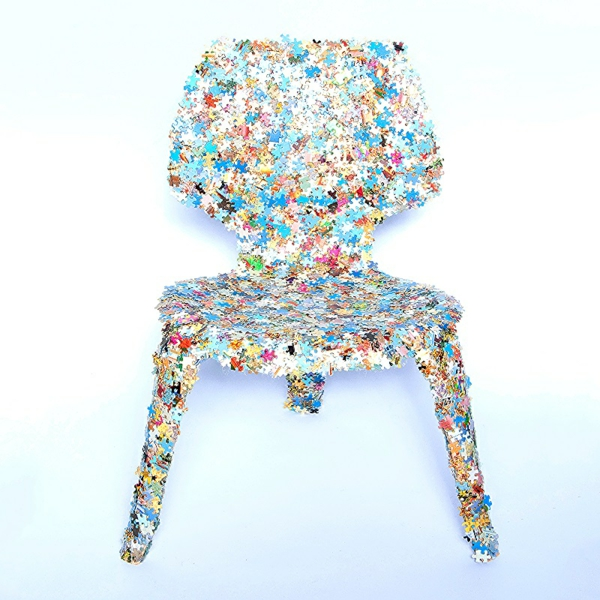 Designer Stühle Benjamin Nordsmark Puzzle