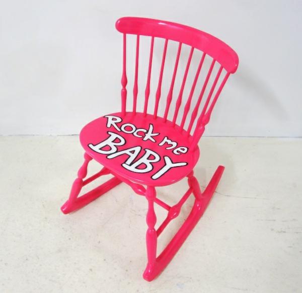 Designerstühle Benjamin Nordsmark Rock Me Baby