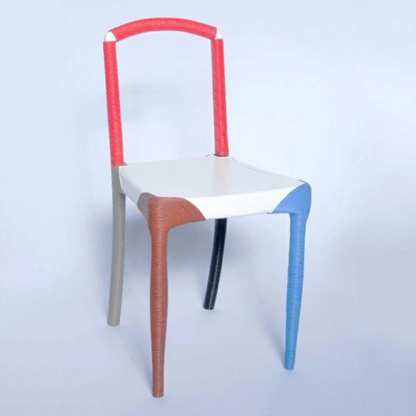 Designerstühle Benjamin Nordsmark Wire