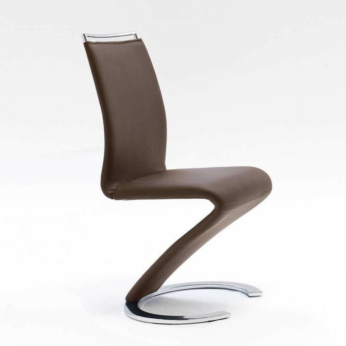 Freischwinger stühle Designer stühle Sunhide mit Griff