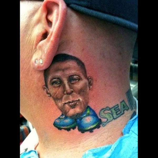Fussball Tattoos bilder stars sea