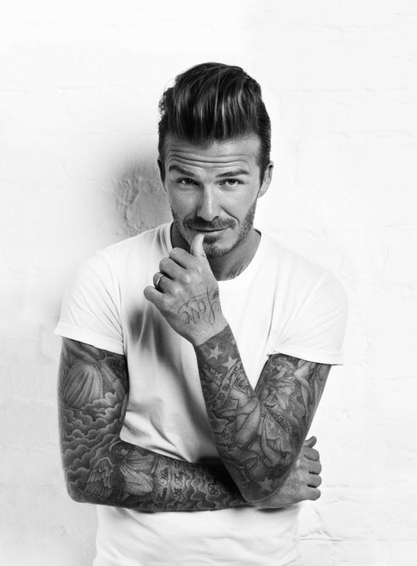 Fußball Tattoos tattoo bilder arm david beckam
