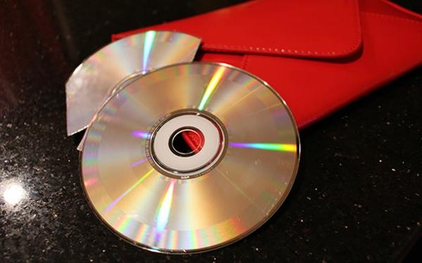 Gebrauchte DVDs dekoartikel geschenk
